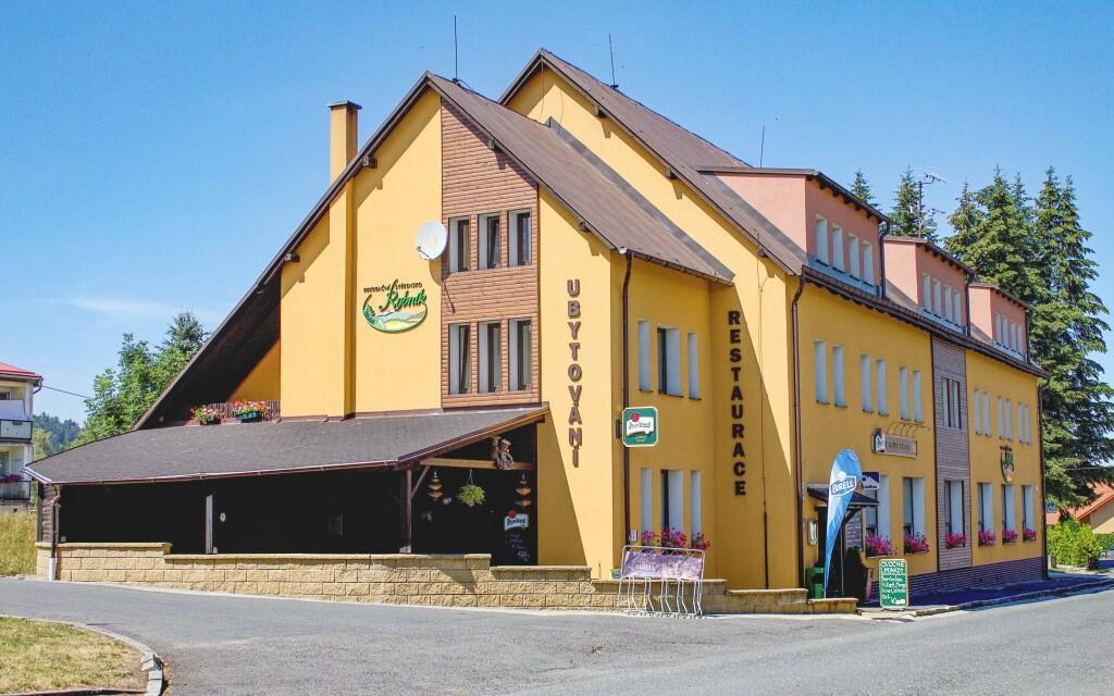 Rekreační středisko Rybník, CHKO Český les