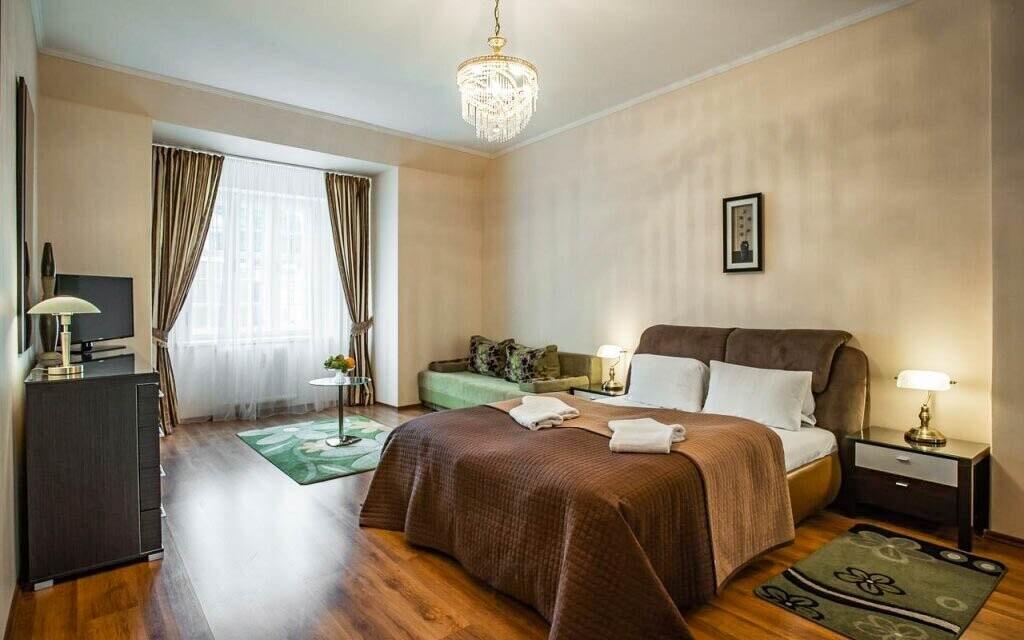 Luxusné apartmány v Residencii Goethe U Tří mouřenínů ****
