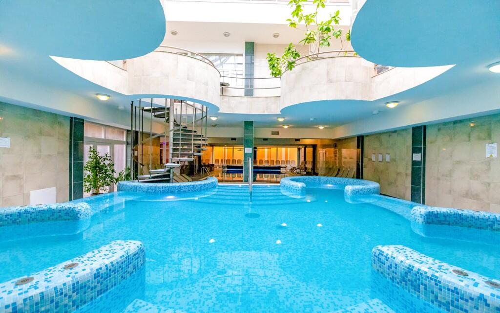 Luxus wellness a Hotel Vital Zalakaros **** szállodában
