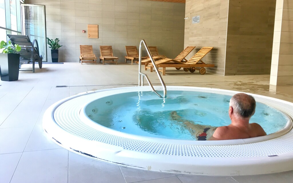 Wellness, Akadémia Hotel ****