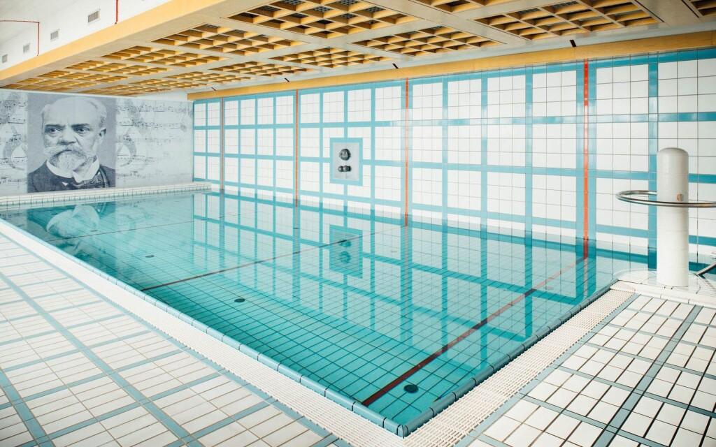 Užite si luxusné wellness s bazénom a saunou