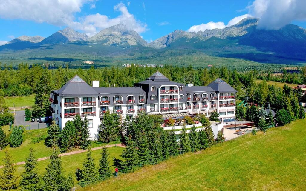 Hotel Hubert **** s farmou, Slovensko