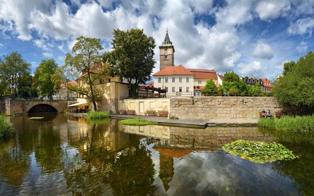 Historické centrum Plzně