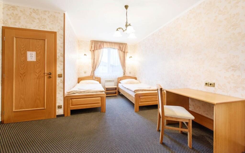 Komfortně zařízené pokoje v Hotelu Lions Rakovnicko