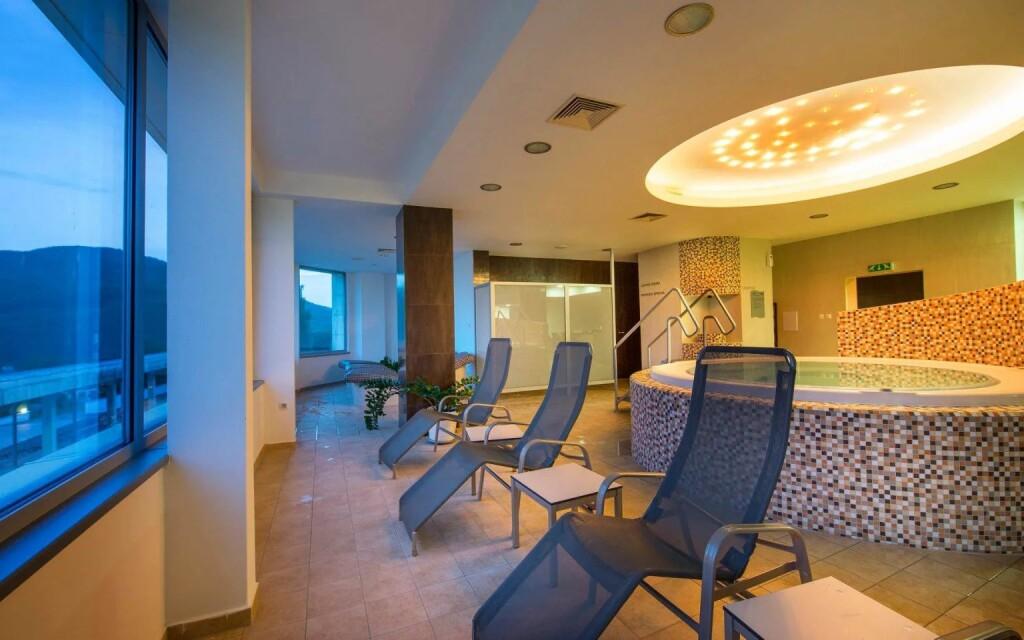 Užite si oddych v relaxačnej zóne, Kúpele Nimnica