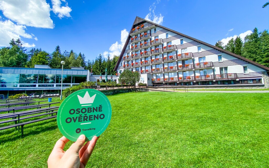 Hotel SKI najdete na Vysočině v Novém Městě na Moravě