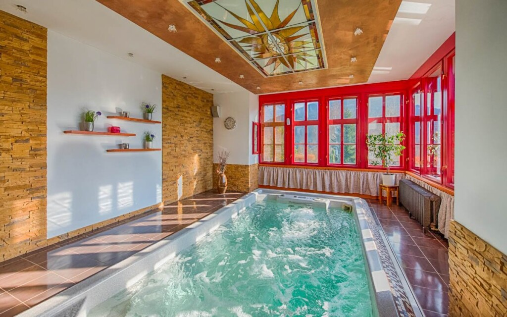 Wellness, Hotel Zlatý Orel Ostravice ****, Beskydy