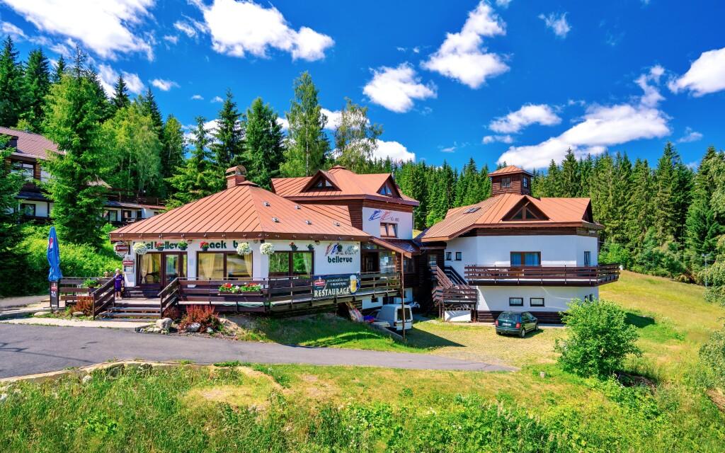 Sport Hotel Bellevue K-180 Harrachov Krkonoše