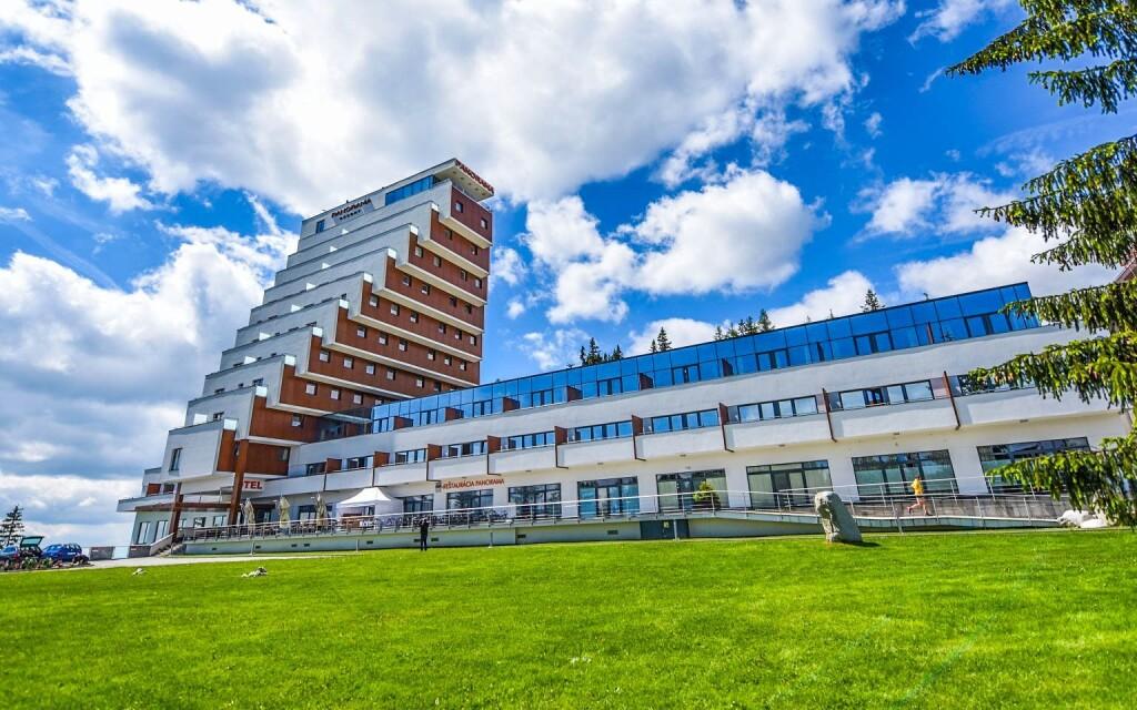 Hotel Panorama ****, Vysoké Tatry pri Štrbskom Plese
