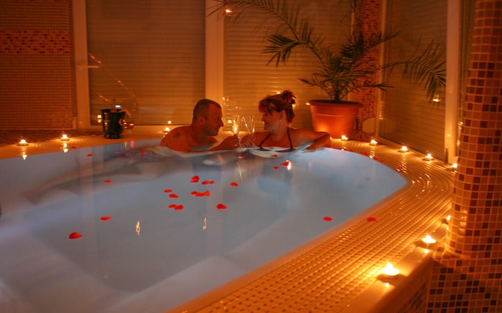 Wellness, Aqua Therm Hotel ***, Zalakaros