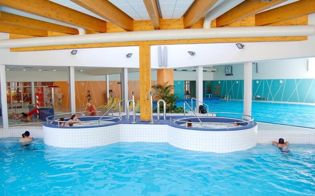 Plavecký bazén, Wellness centrum Bruntál