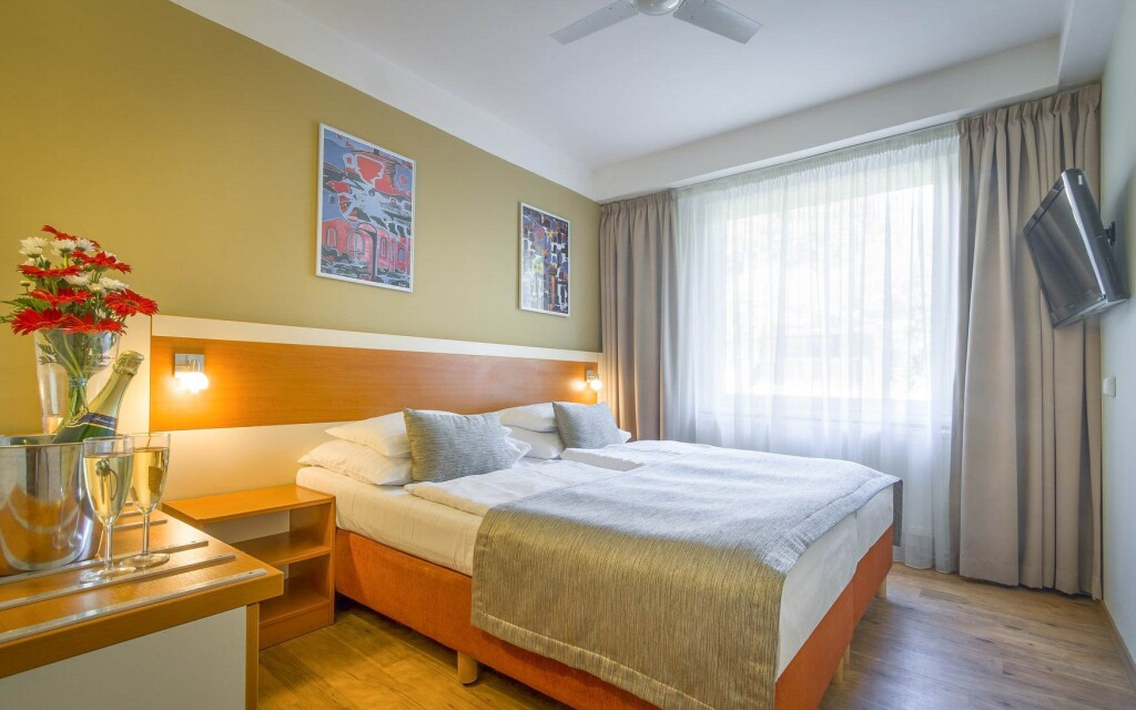 Komfortní pokoj, Hotel Aida ****, Praha