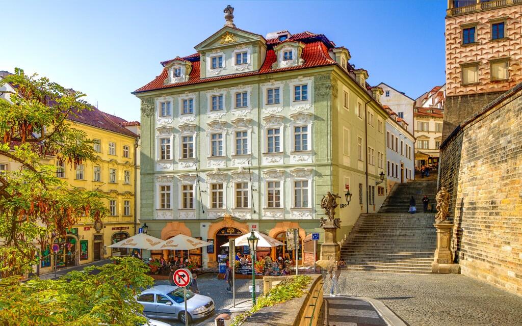 Hotel Golden Star ****, Praha