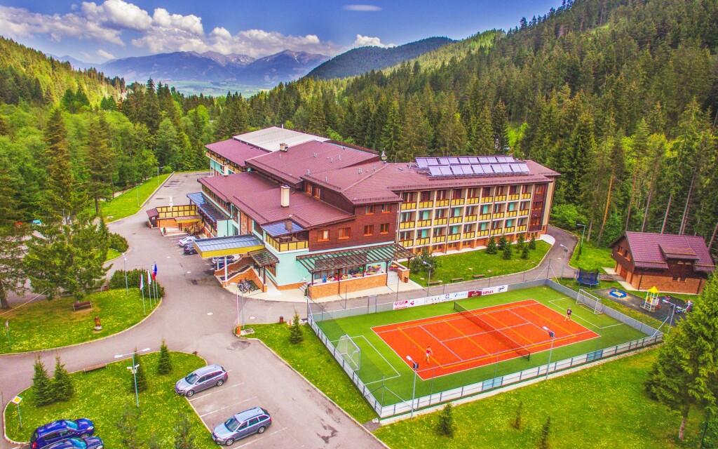 Alexandra Wellness Hotel ***, Nízke Tatry