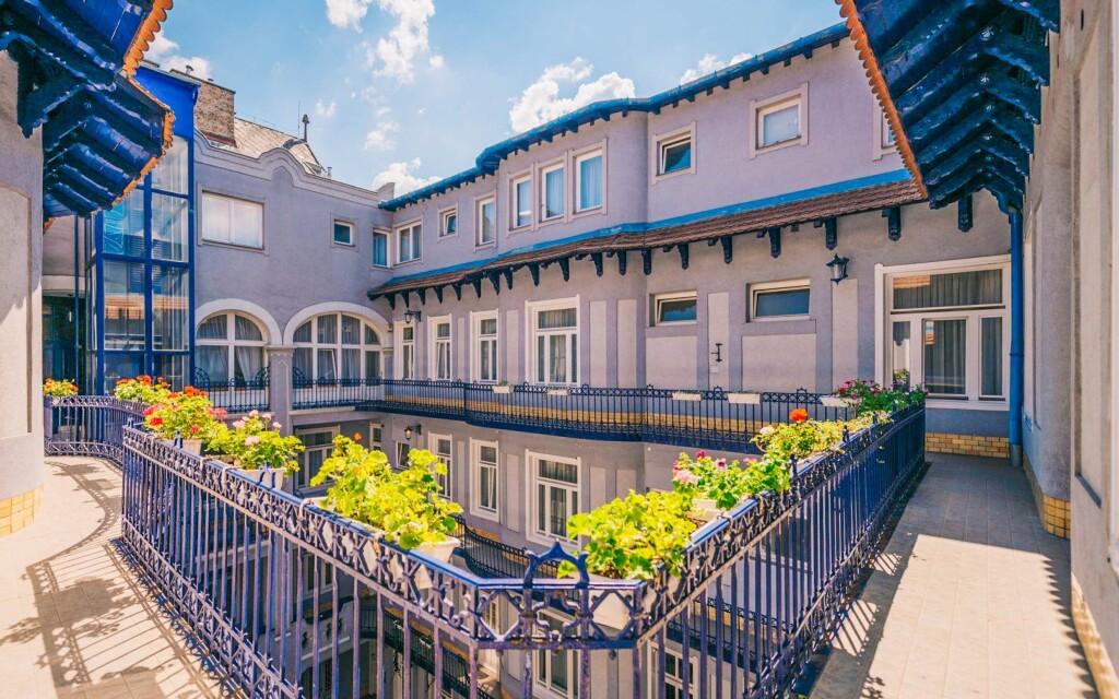 Baross City Hotel ***, Budapešť