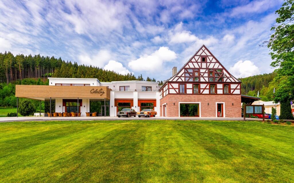 Cihelny Golf & Wellness Resort, Karlovy Vary, Slavkovský les