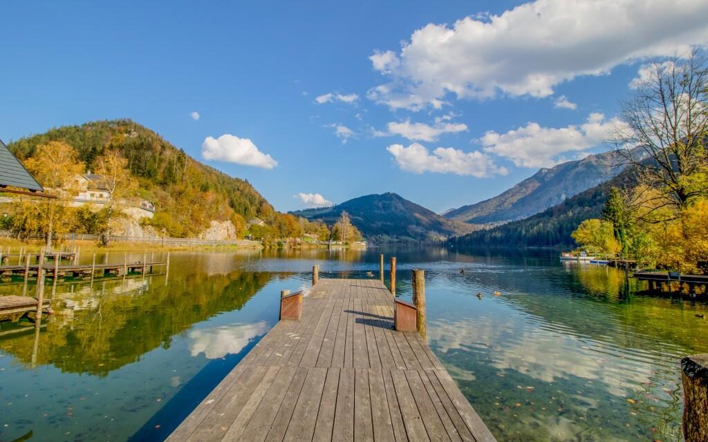 Užijte si pobyt v Rakousku