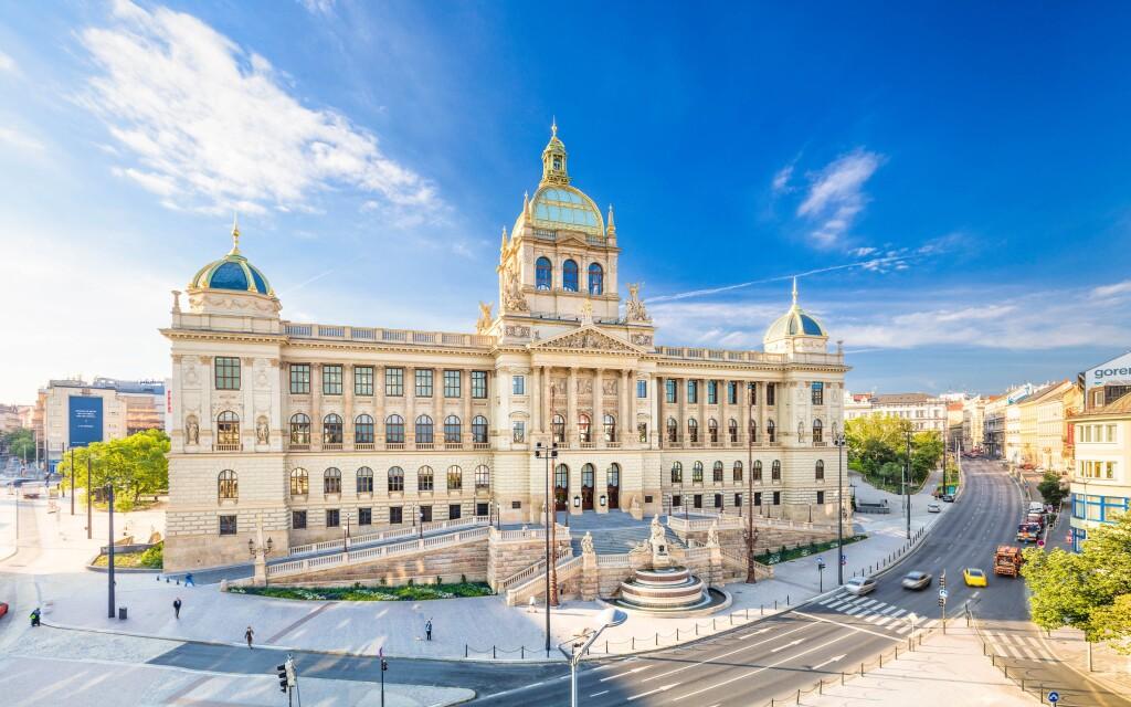 Hotel Occidental Praha Wilson ****