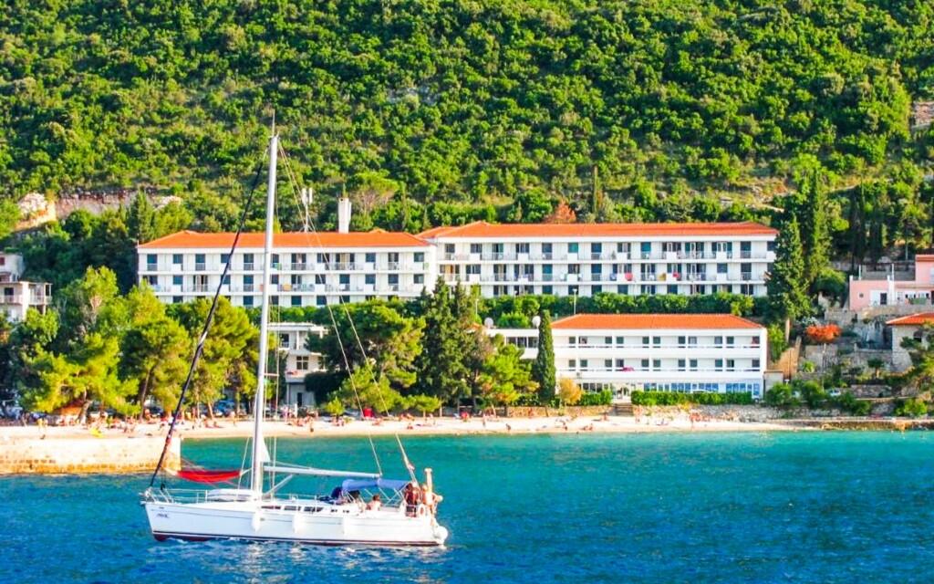 Hotel Faraon ***, Chorvatsko