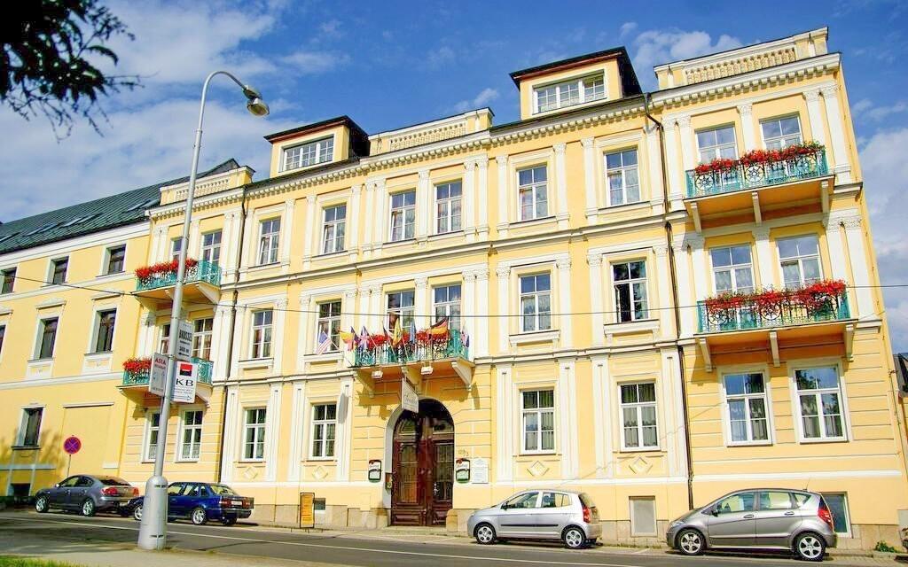 Hotel Sevilla ***, Františkovy Lázně