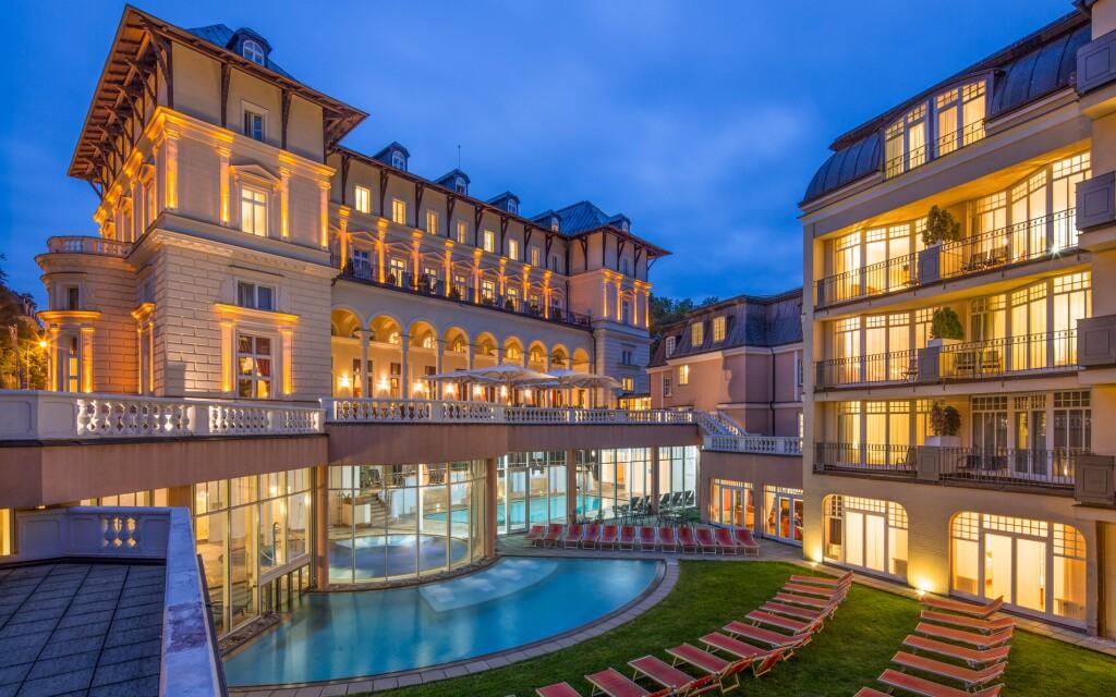 Falkensteiner Spa Resort *****, Mariánské Lázně