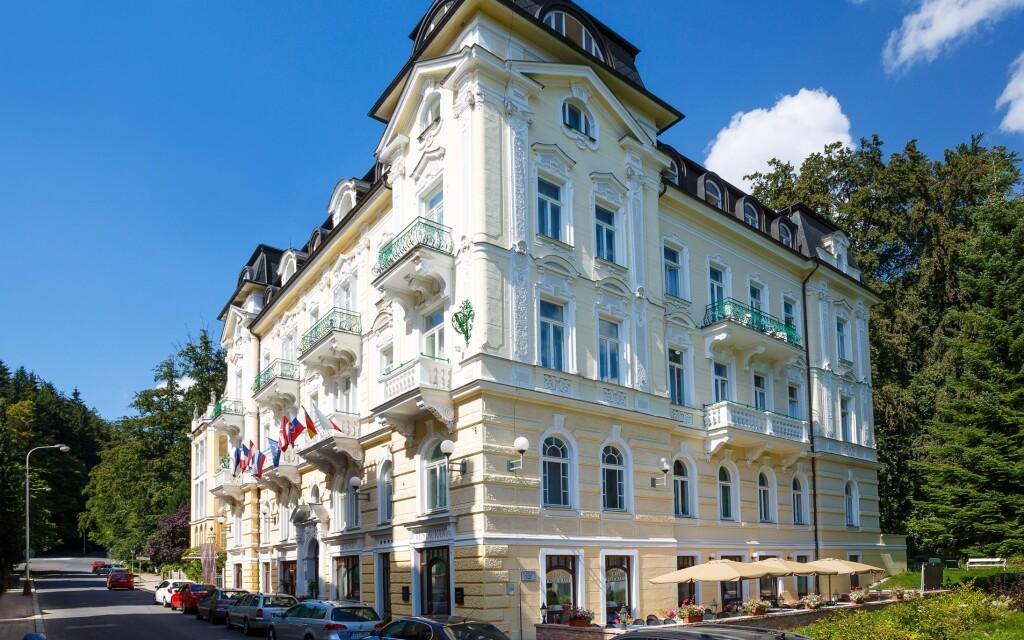 Hotel Westend ****, Mariánské Lázně