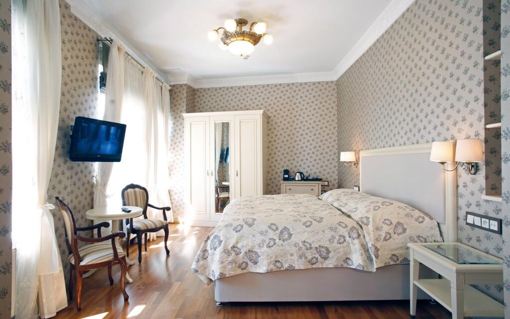 Pokoj Comfort, Spa Hotel Schlosspark ****, Karlovy Vary