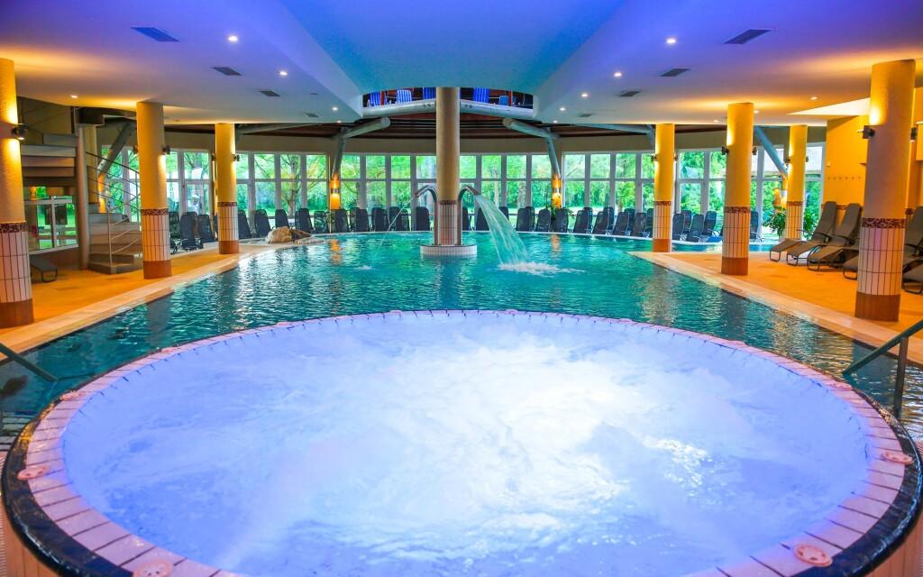Termálne wellness centrum, Lotus Therme Hotel & Spa *****