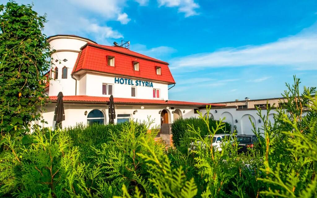 Hotel Styria ***, južná Morava