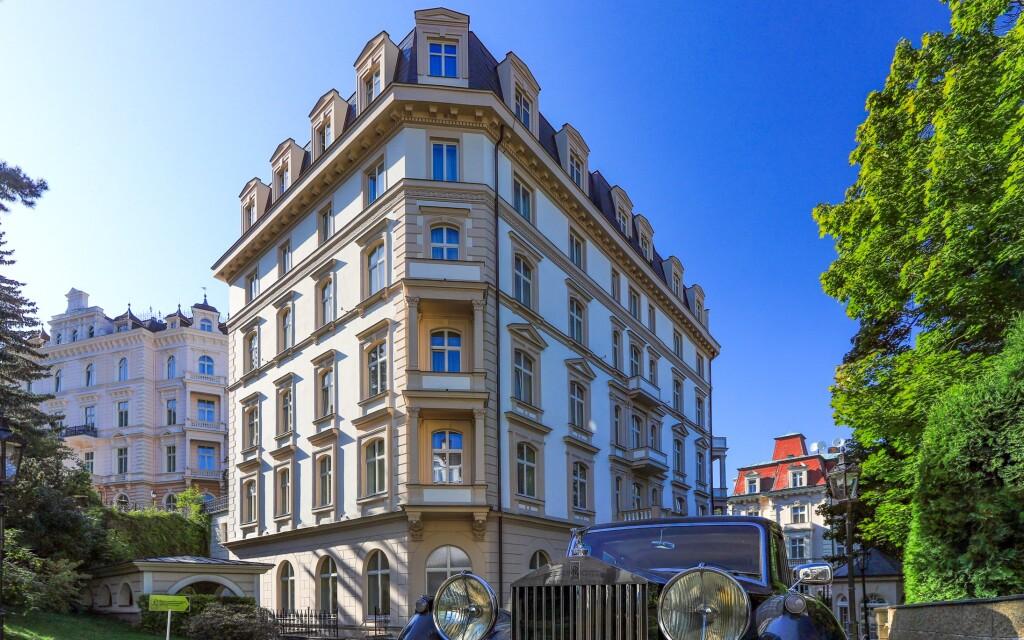Královská vila, Spa Resort komplex Bristol Group ****