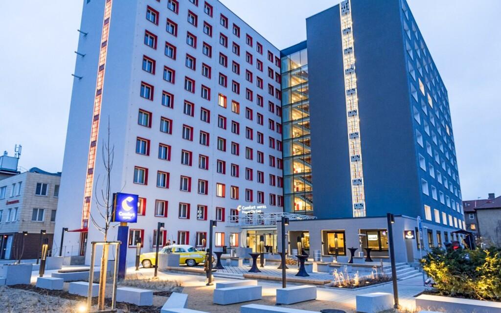Comfort Hotel Prague City East ***, Praha