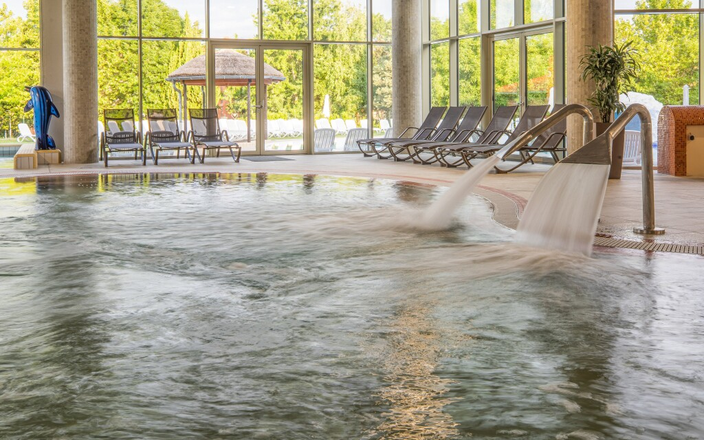 Wellness centrum, Greenfield Hotel Golf & Spa ****