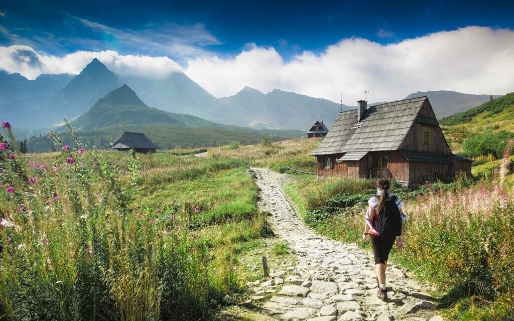Ve Vysokých Tatrách můžete obdivovat přírodu i místní památky