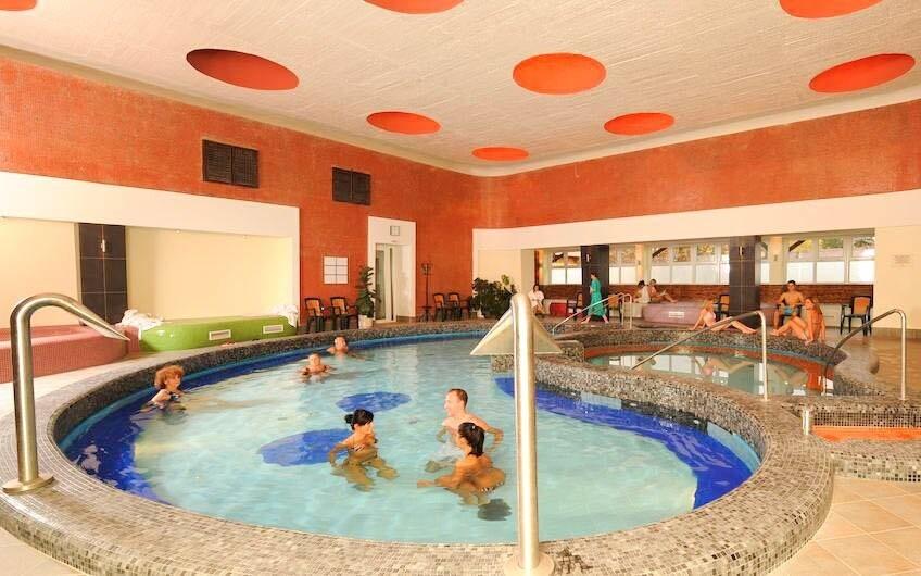 Osviežite sa v hotelovom bazéne