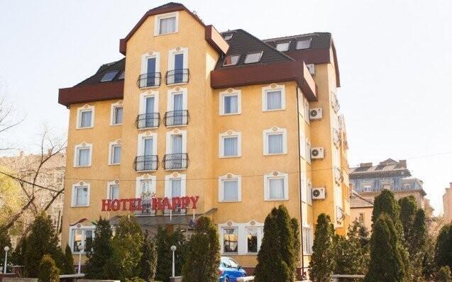 Hotel Happy ubytovani nocleh Budapest apartman luxus