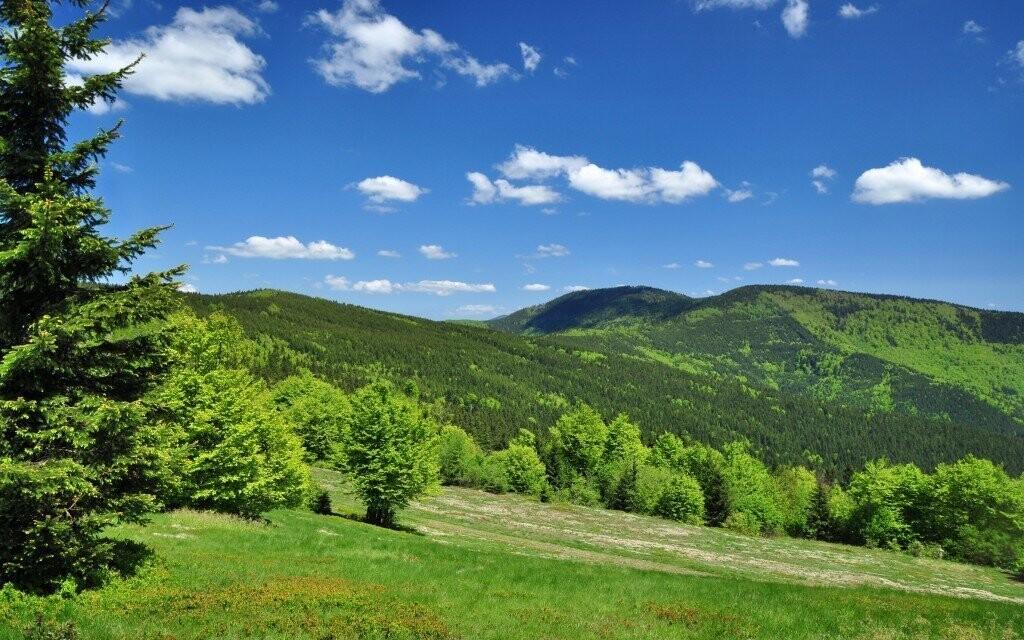 Příroda Orlických hor přímo vyzývá k túrám