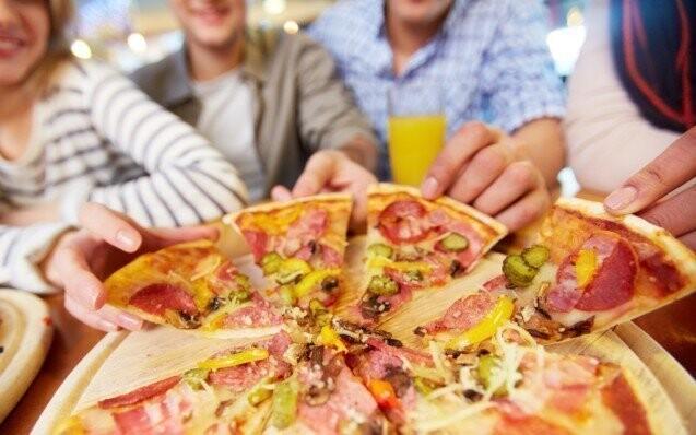 Pizza Slevoking