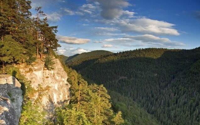 Slovensky raj turistika pobyt slevoking