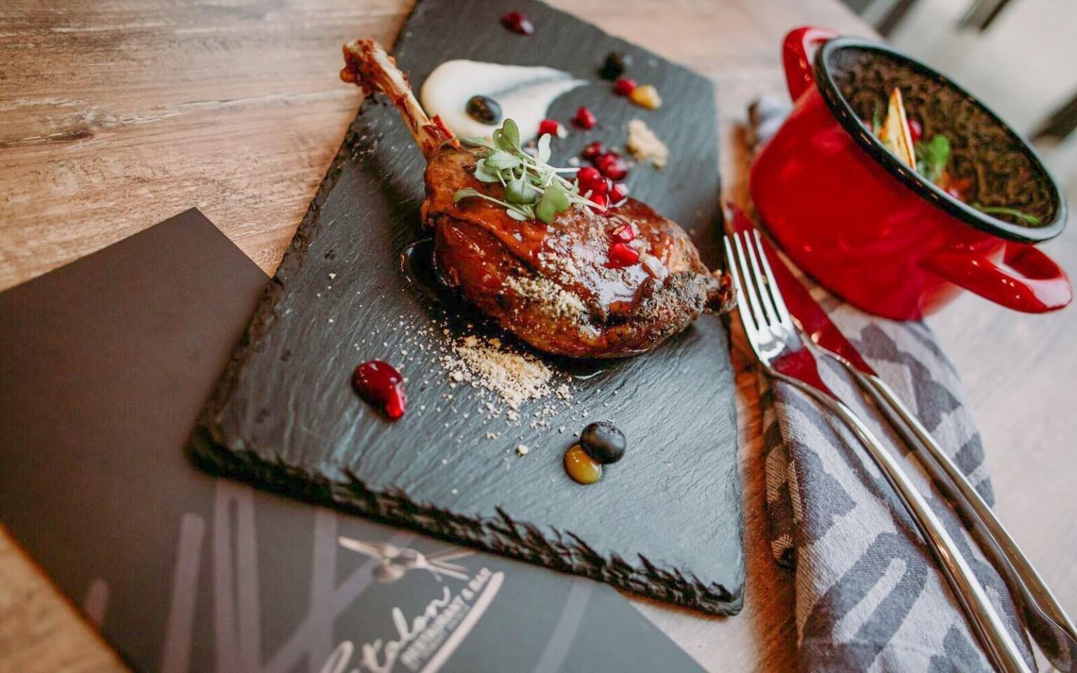 Vynikajúca kuchyňa v reštaurácii Hoteli Tiliana **** Budapeš