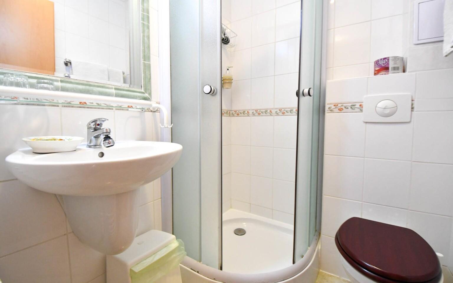Koupelna, Penzión Encián, Tatranská Lomnica, Slovensko