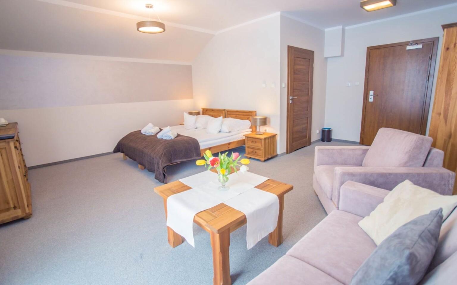 Komfortné izby Premium, Pensjonat Orlicka Skała ***