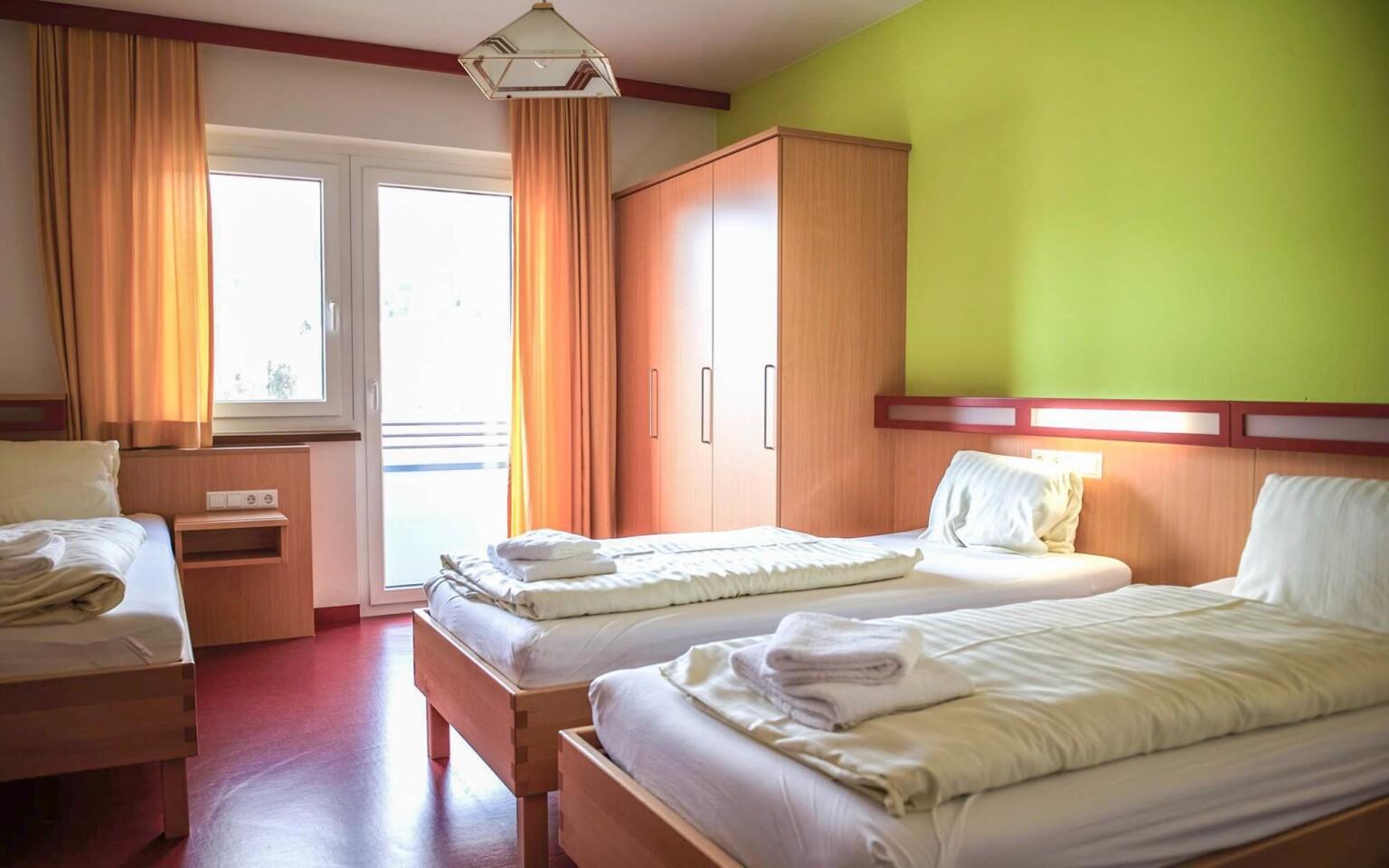 Pohodlné izby, Sportsarea Grimming ***, Rakúsko