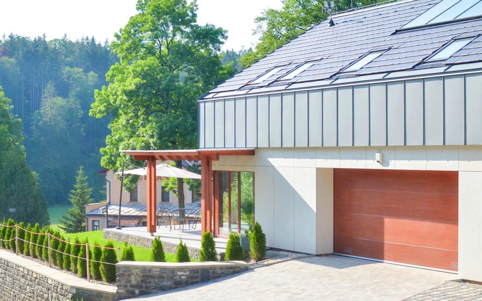 Apartmány Broušek v Moravském krasu jsou moderní