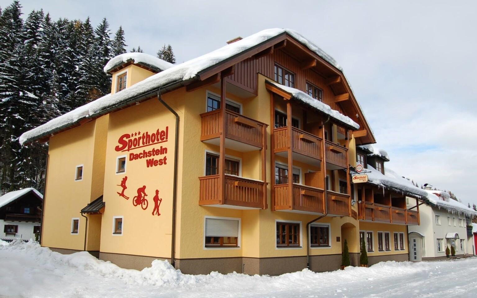 Pohodová dovolenka v Alpách, Rakúsko, Sporthotel Dachstein