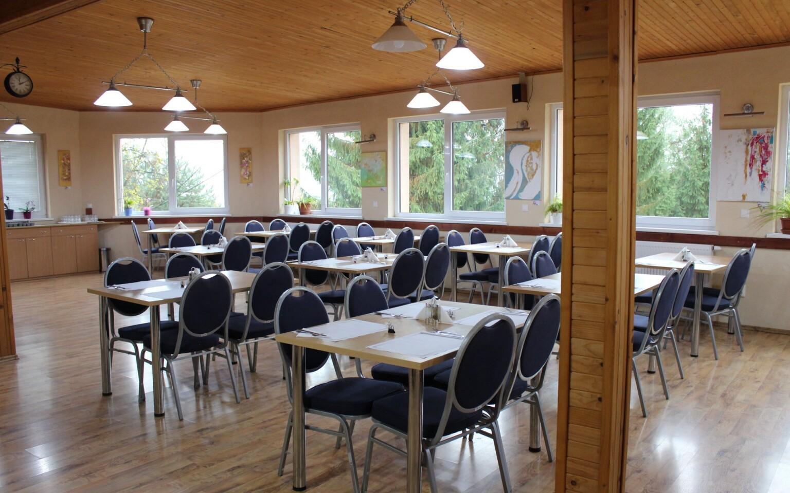 Reštaurácia vo wellness penzióne Maxim *** Bojnice Slovensko