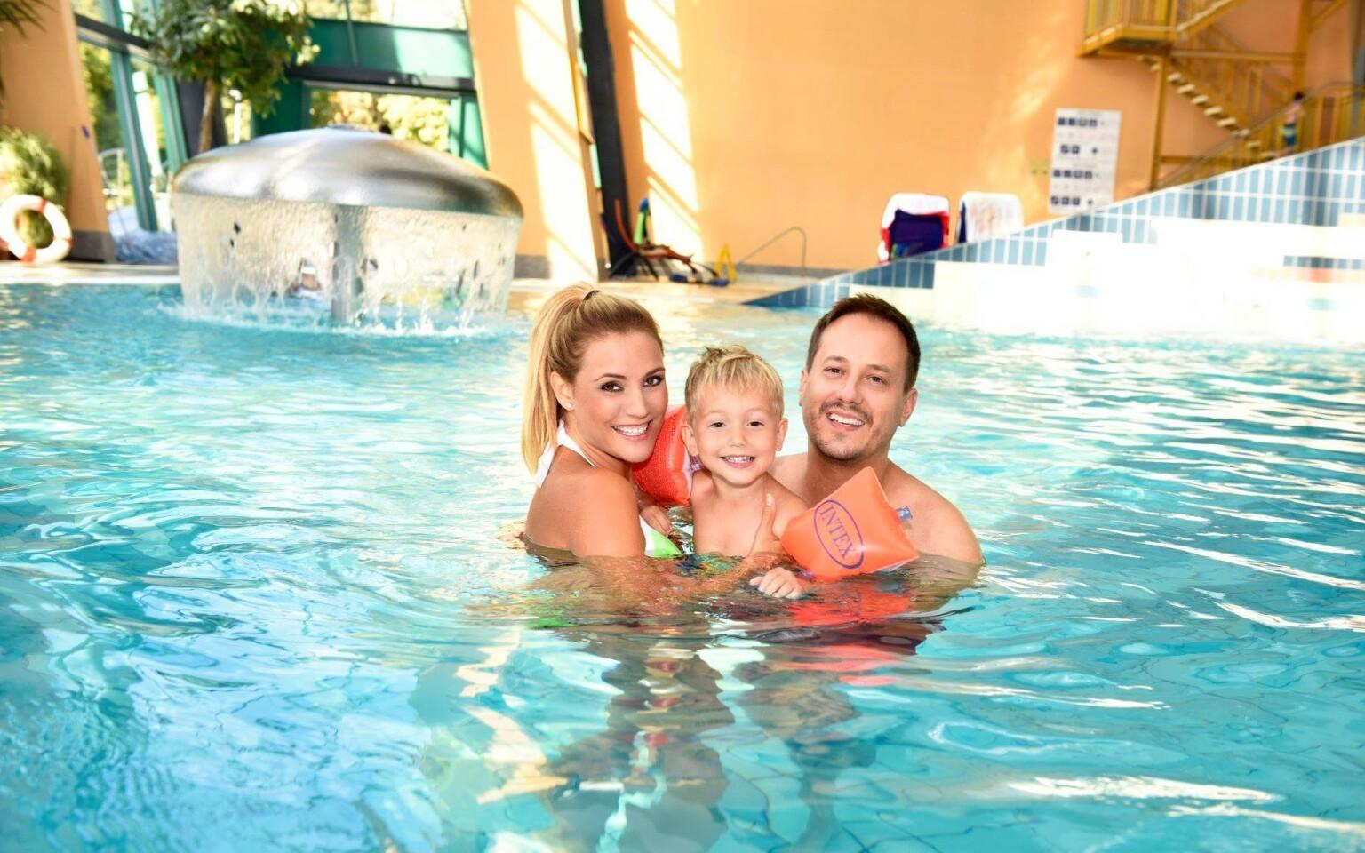Kúpele Aquasziget nadchnú deti i dospelých