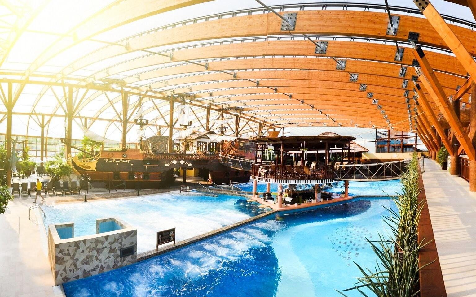 Tatralandia je jedním z nejoblíbenějších aquaparků