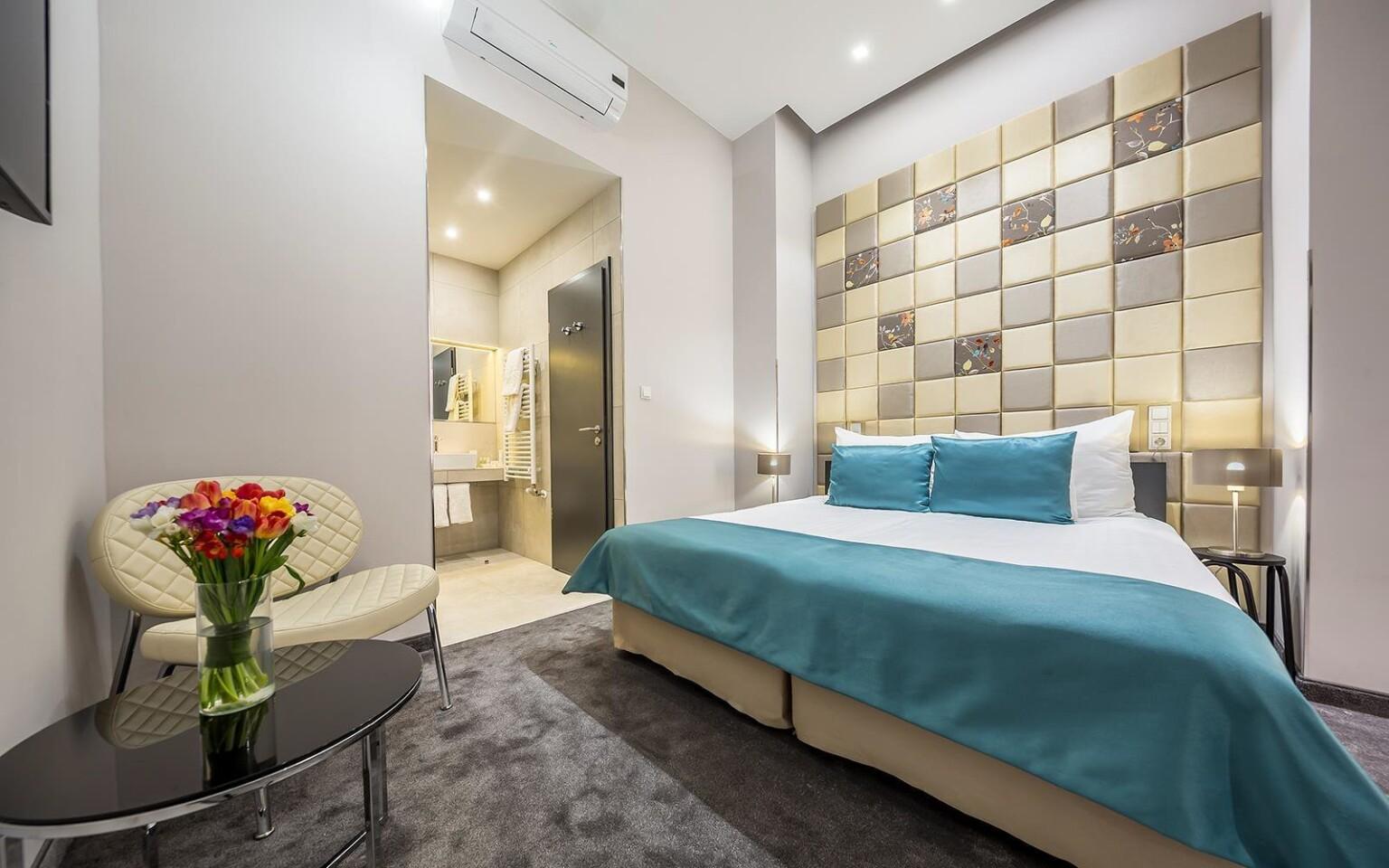 Moderné izby v Hoteli President ****+ v Budapešti