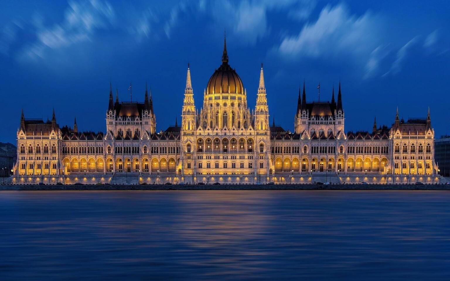 Historická Budapešť, hlavné mesto Maďarska