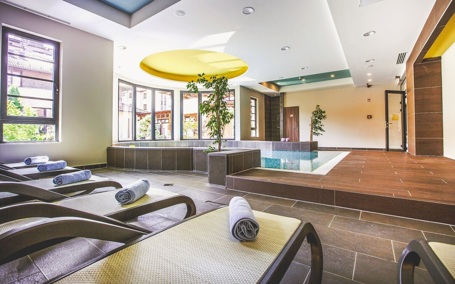Relaxujte neobmedzene každý deň v hotelovom wellness
